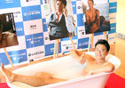 原田龍二47歳、本当に全部見せます ドッキリ「すっ裸会見」で目のやり場に...