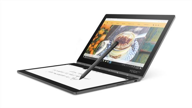 360度回転するディスプレー搭載、ノートPCやタブレットスタイルで