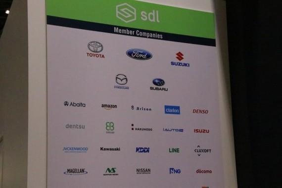 通信、小売りなど様々な企業がSDLを活用したサービスの実践を企図している