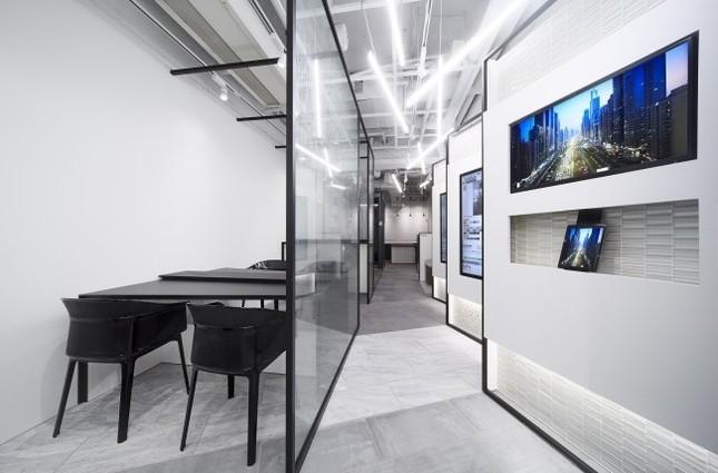 銀座エリアにオープンする「LIXIL Digital Studio GINZA」