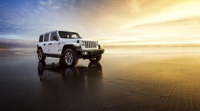 11年ぶりにフルモデルチェンジする新型「Jeep Wrangler」
