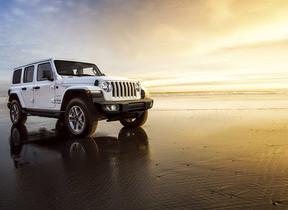 11年ぶりにフルモデルチェンジ 新型「Jeep Wrangler」