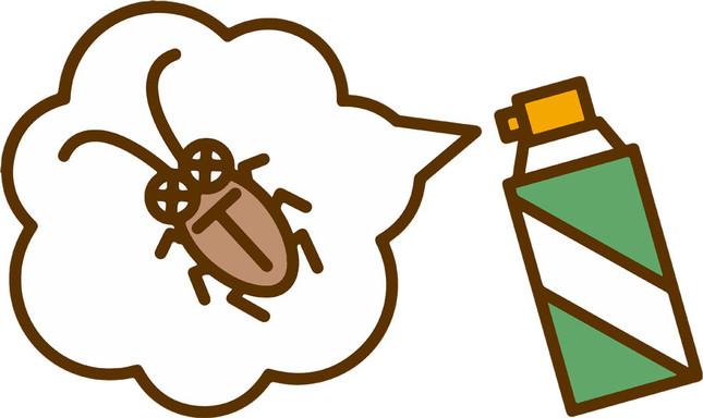 ゴキブリが多い季節は「秋」?