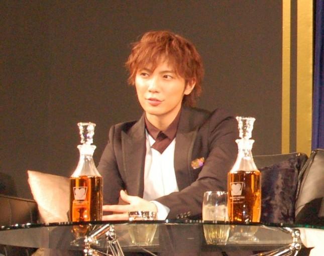 成宮寛貴さん(写真は2009年撮影)
