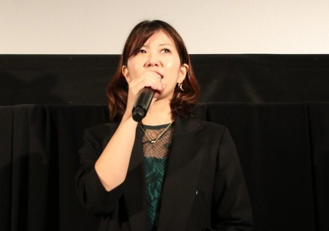 江角早由里プロデューサー