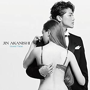 赤西さんのシングル曲「Good Time」(Amazonより)