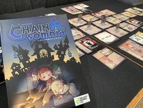 「FGO」のディライトワークスがボードゲーム 「アクマの城と子どもたち」を記者が体験
