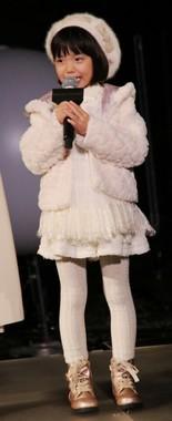 この日の稲垣さんは全身白の衣装だった