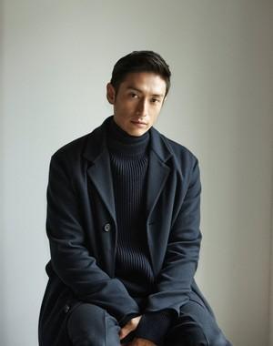 発起人の1人、俳優の伊勢谷友介さん