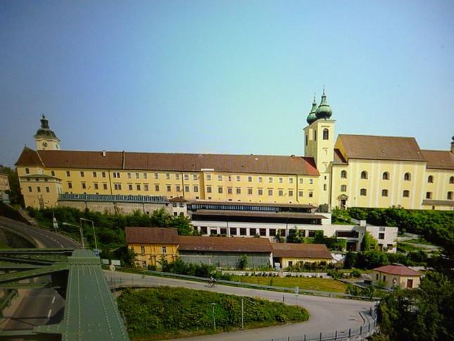 ランバッハの修道院