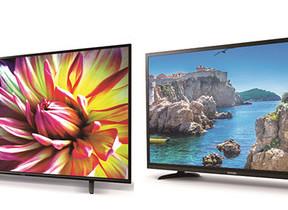 4K液晶テレビ65V~43V型4モデル 細部まで高精細な画質を実現