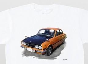 横山剣の人気コラムに登場 車イラスト全71種がTシャツに