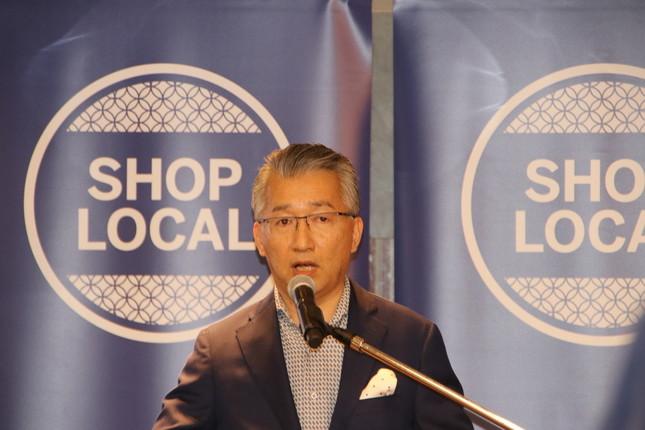 アメリカン・エキスプレス・インターナショナルの日本社長・清原正治氏
