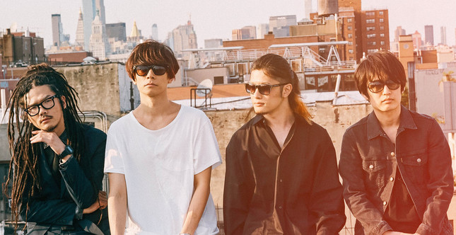 SPECIAL MUSIC LIVEに出演する[ALEXANDROS]