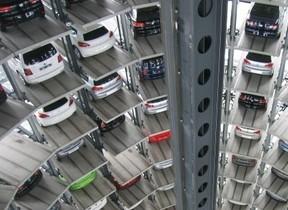 「駐車場オークションシステム」搭載 月極駐車場検索サービス