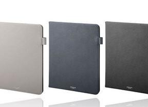 スタイリッシュかつシンプルなデザイン 「iPad Pro」向けレザーケース