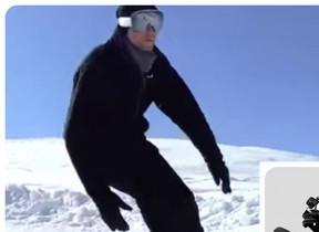 スキーとスケートが合体「Snowfeet」 靴を履くだけでゲレンデ滑走できちゃう