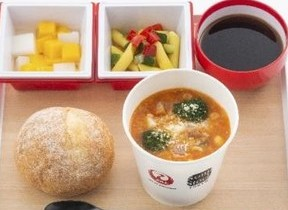 JAL国際線機内食「AIRスープストックトーキョー」提供開始
