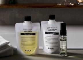 メンズスキンケアブランド「BULK HOMME」 メンズヘアケア市場へ