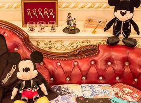 ミッキーマウス登場の「キングダム ハーツ」題材 キャラクターくじ
