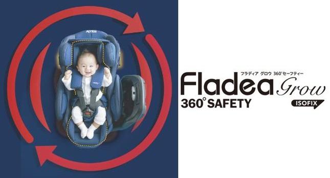 最新安全規則「R129」適合のチャイルドシート