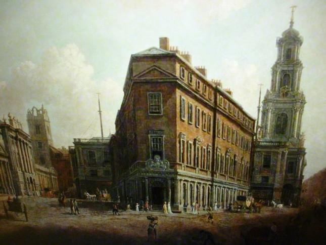 ハイドンが滞在した18世紀終わりごろのロンドンの様子