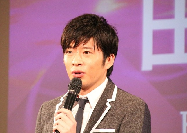 田中圭さん主演のドラマ「おっさんずラブ」が映画化決定 (写真は2018年11月撮影)