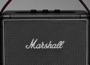 音楽ファンにはうれしい 「Marshall」ブルートゥーススピーカー