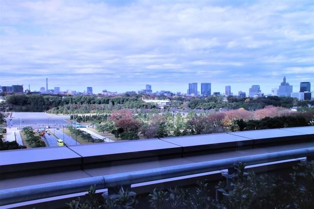 7階バンケット「クインス」からの眺望