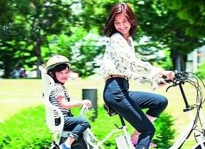 3人乗り対応の電動アシスト自転車 子育て世代のニーズに対応