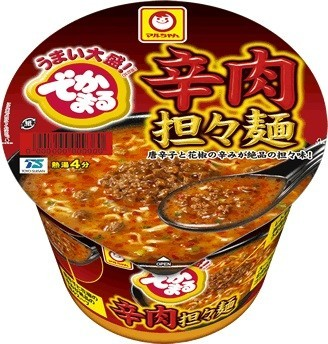 くせになる辛みの濃厚スープ