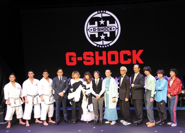 「G-SHOCK FAN FESTA SHIBUYA 2018」