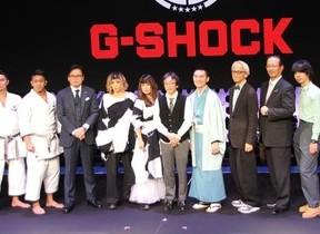 「G-SHOCKファンフェスタ」渋谷で初開催 [ALEXANDROS]ライブで最高潮に
