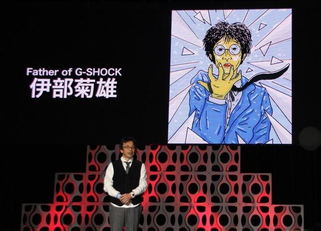 G-SHOCKの開発者である伊部菊雄氏