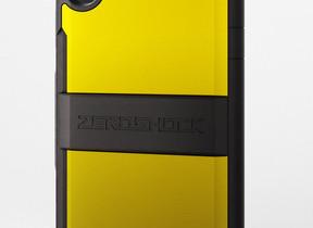 4つの素材を採用したシリーズ最強モデル iPhone向け耐衝撃ケース