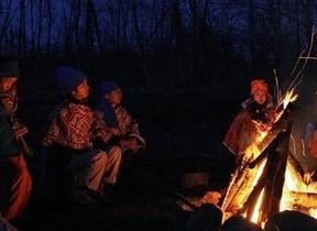 家族で軽井沢の星空観賞 冬らしいアウトドアも体験の宿泊プラン