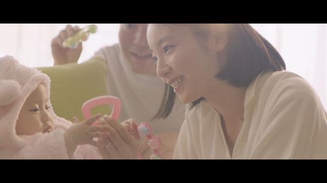 佐川急便のウェブ動画「母になって」篇