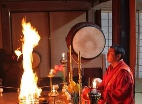 2019年は「炎上しない」年に 12月27日に新潟・国上寺の住職が供養