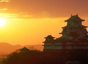 「世界遺産」姫路城で朝日を観賞 迎賓館での和朝食付き