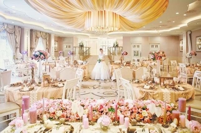 神戸の結婚式場「デゼーロ」