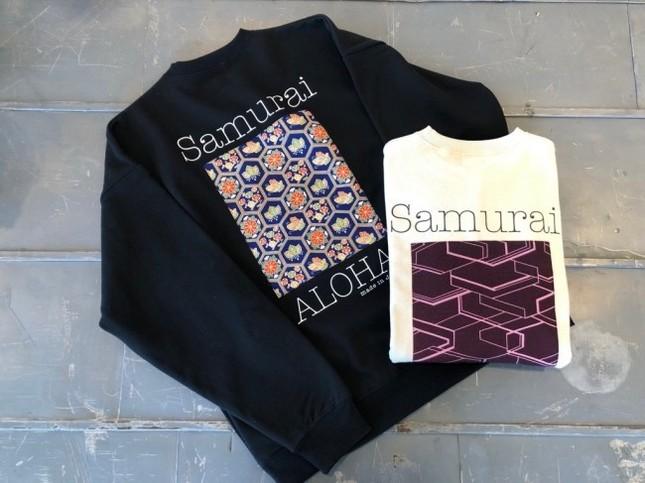 Samurai ALOHAとのコラボ第2弾!