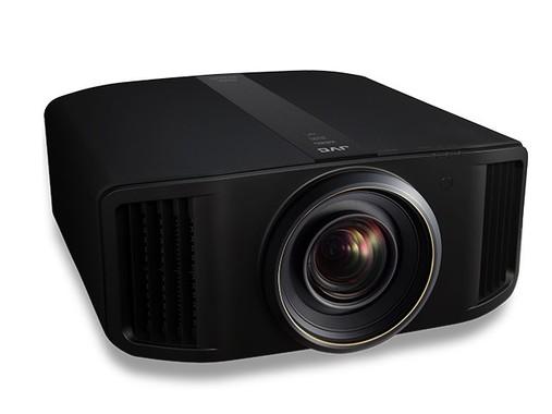 家庭で8K映像を大スクリーンで堪能できる