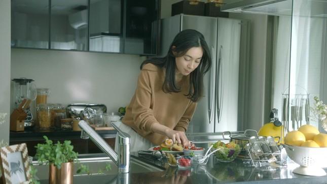 快適なキッチンでの料理も楽しげだ