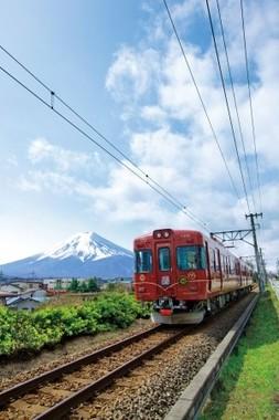 時代を彩る名車「富士急行1000系」撮影会開催!