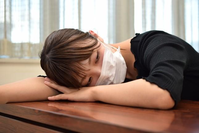 全国でインフルエンザの患者が急増中