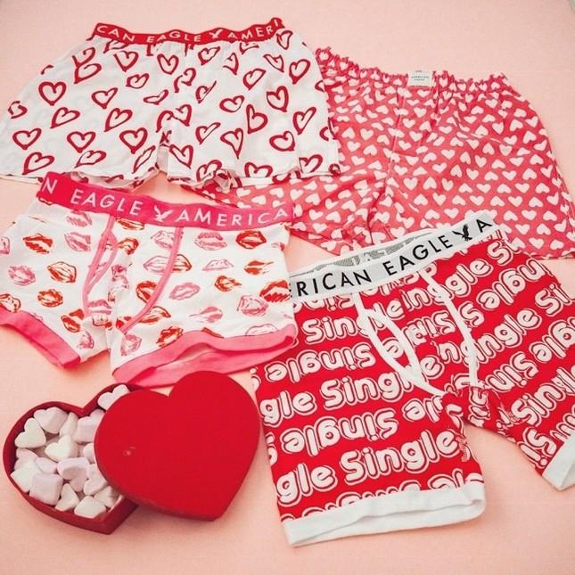 バレンタインはアメリカンイーグルのアンダーウェアで決まり!