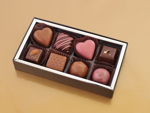 ボンボンショコラ「大地と果実」