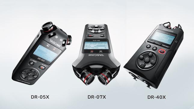 充実の高音質録音/再生機能、USBマイクにもなる