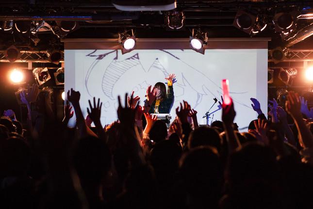 「未来茶レコード」主宰・YUC'e(写真:tatsuki nakata)