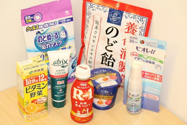 インフルエンザ全開の季節…「腸内細菌」活性化のために、ヨーグルトがよいそうだ